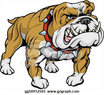 Angry Dog Clipart - Clipart Kid