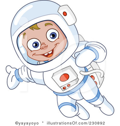 Astronaut Clipart   Item 2   Vector Magz   Free Download Vector