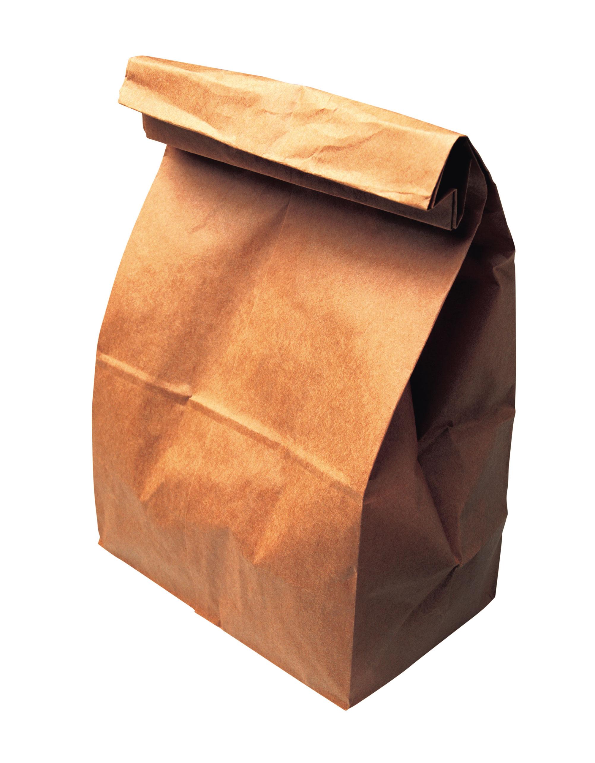 Clip Art Paper Bag Clipart brown bag clipart kid bts lunch free images at clker com vector clip art online