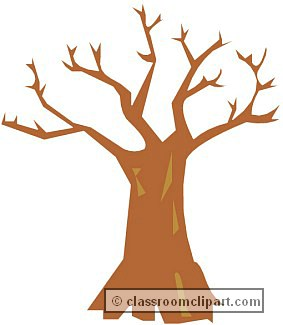 Fall Tree Clip Art