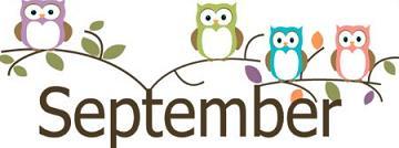 Free September Clipart