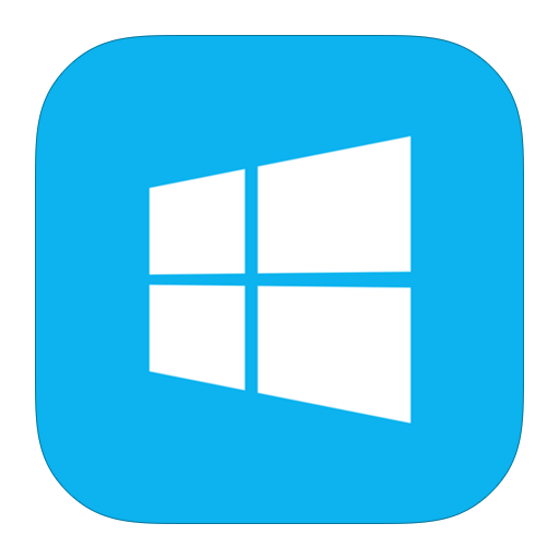 windows 8 logo eps