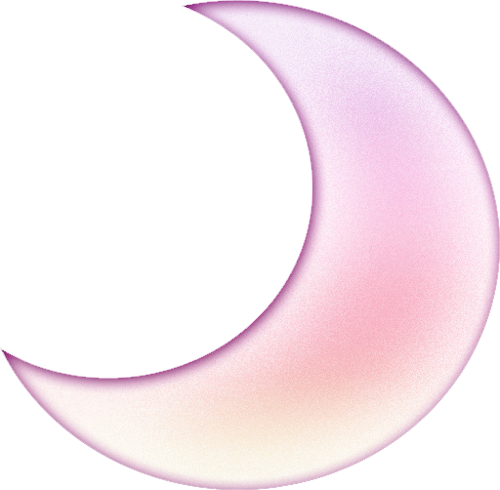 Pink Moon Clipart Clipart Suggest