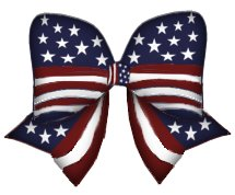 Patriotic Clipart 30   Ribbons 4