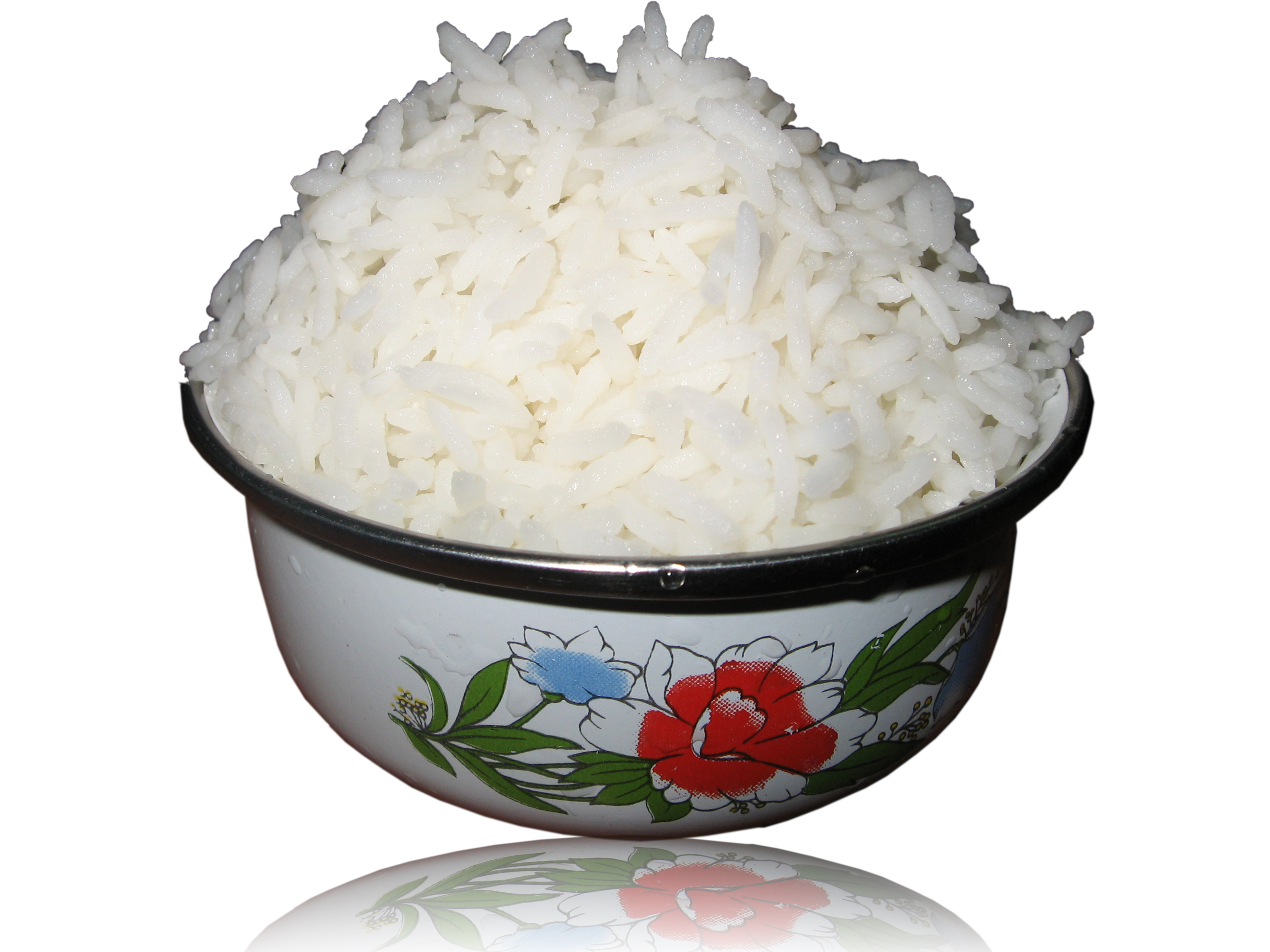 how to cook rice boil