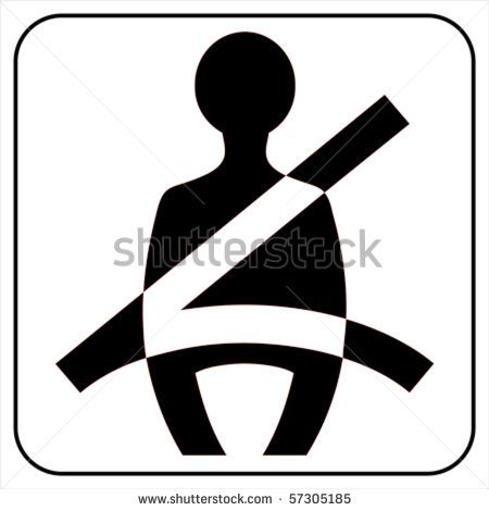 Seat Belt Clipart Use Your Seat Belt Sing