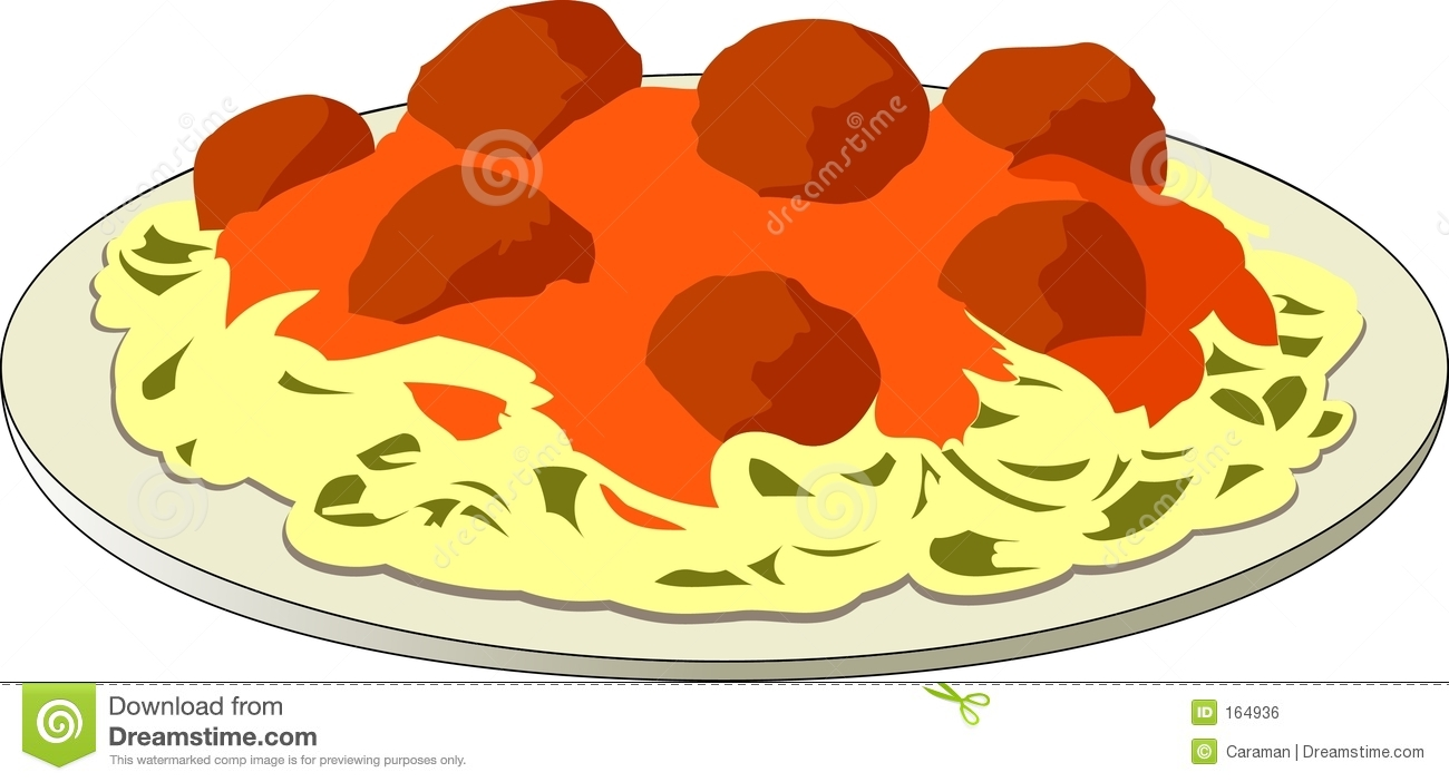 Bowl Of Spaghetti Clipart - Clipart Suggest