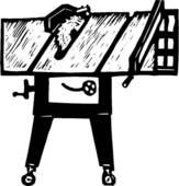 Tablesaw Clipart Eps Images  2 Tablesaw Clip Art Vector Illustrations