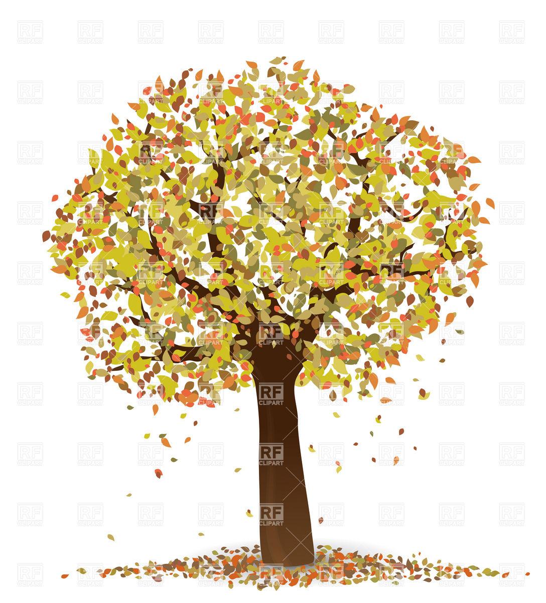 Autumn Tree Clipart - Clipart Suggest