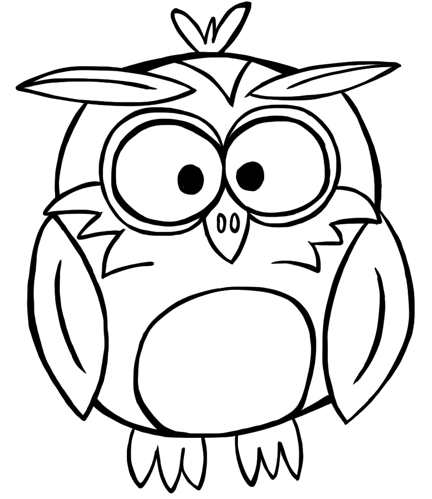 Forest   Mountain Habitat Doodles And Freebie Owl