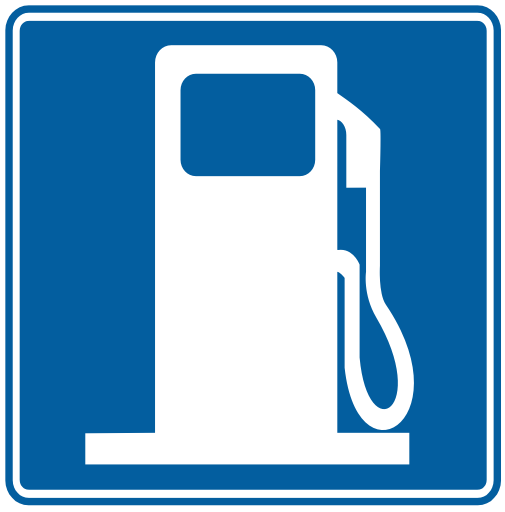 Gas   Http   Www Wpclipart Com Travel Us Road Signs Info Gas Png Html