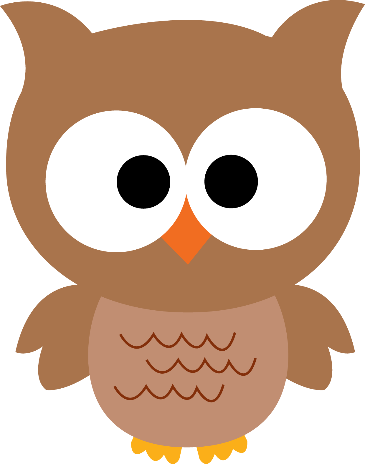 Cartoon Owl Clipart - Clipart Kid