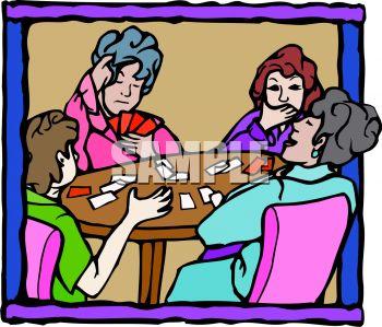Bridge Card Game Clip Art Http Www Clipartguide Com Pages 0511 ...