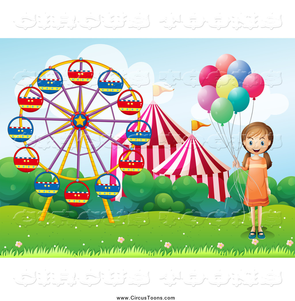 Carnival balloons clipart clipart suggest - Clipart carnaval ...