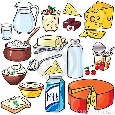 Dairy Products Icon Set Thumb14890340
