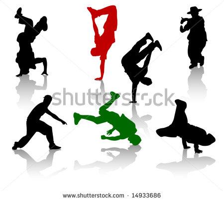 Female Hip Hop Dancer Clipart - Clipart Kid