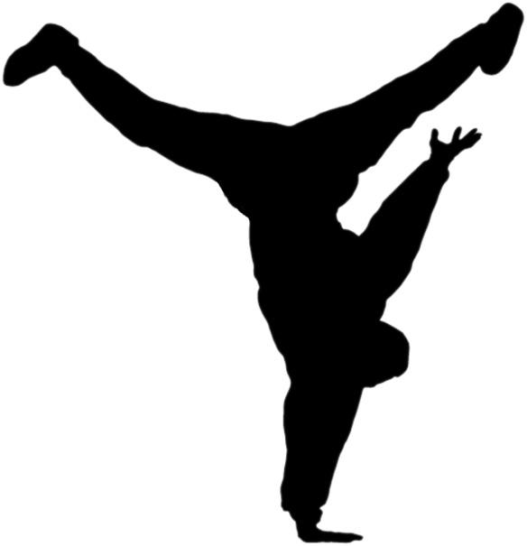 Hip-hop Dance Clipart - Clipart Kid
