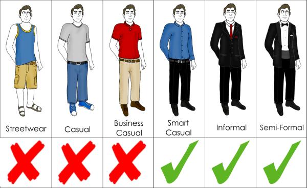Business-casual Attire Clipart - Clipart Kid