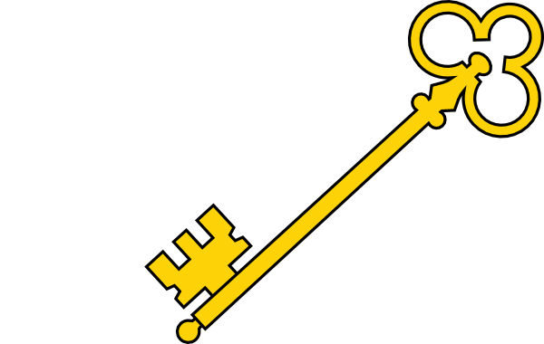 Olde Key Clip Art At Clker Com   Vector Clip Art Online Royalty Free