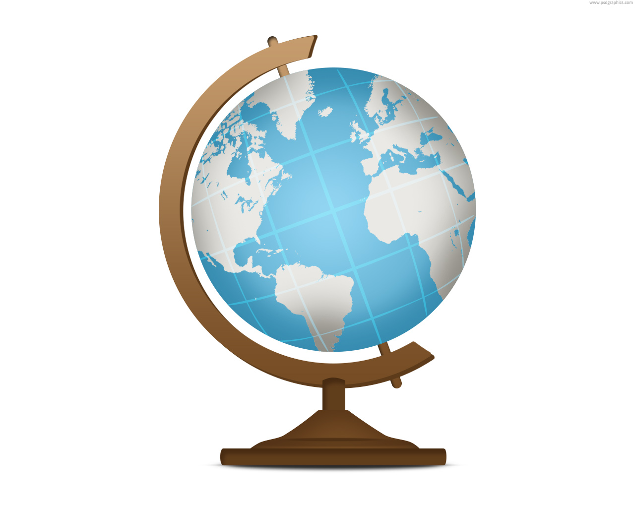 Full Size Jpg Preview  School Globe Geography Icon