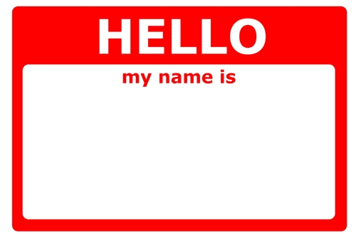 Hello My Name Isdigital Book World   Digital Book World