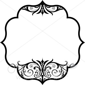 Wedding Scroll Clipart - Clipart Suggest