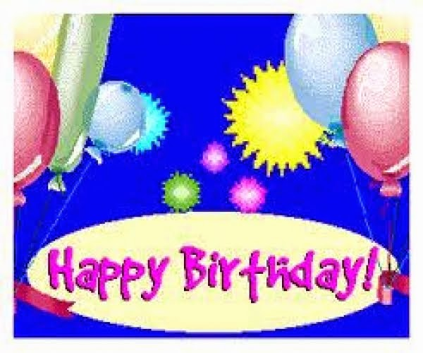 Animated Gif Clipart Graphics Animated Gifs Happy Birthday Cake
