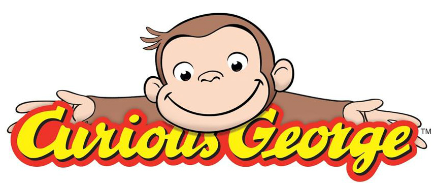Clip Art Curious George Clip Art curious george clipart kid with balloons george