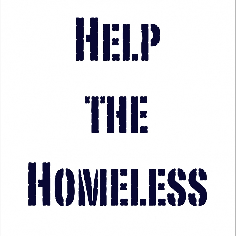 Help For Homeless People   How You Can Help