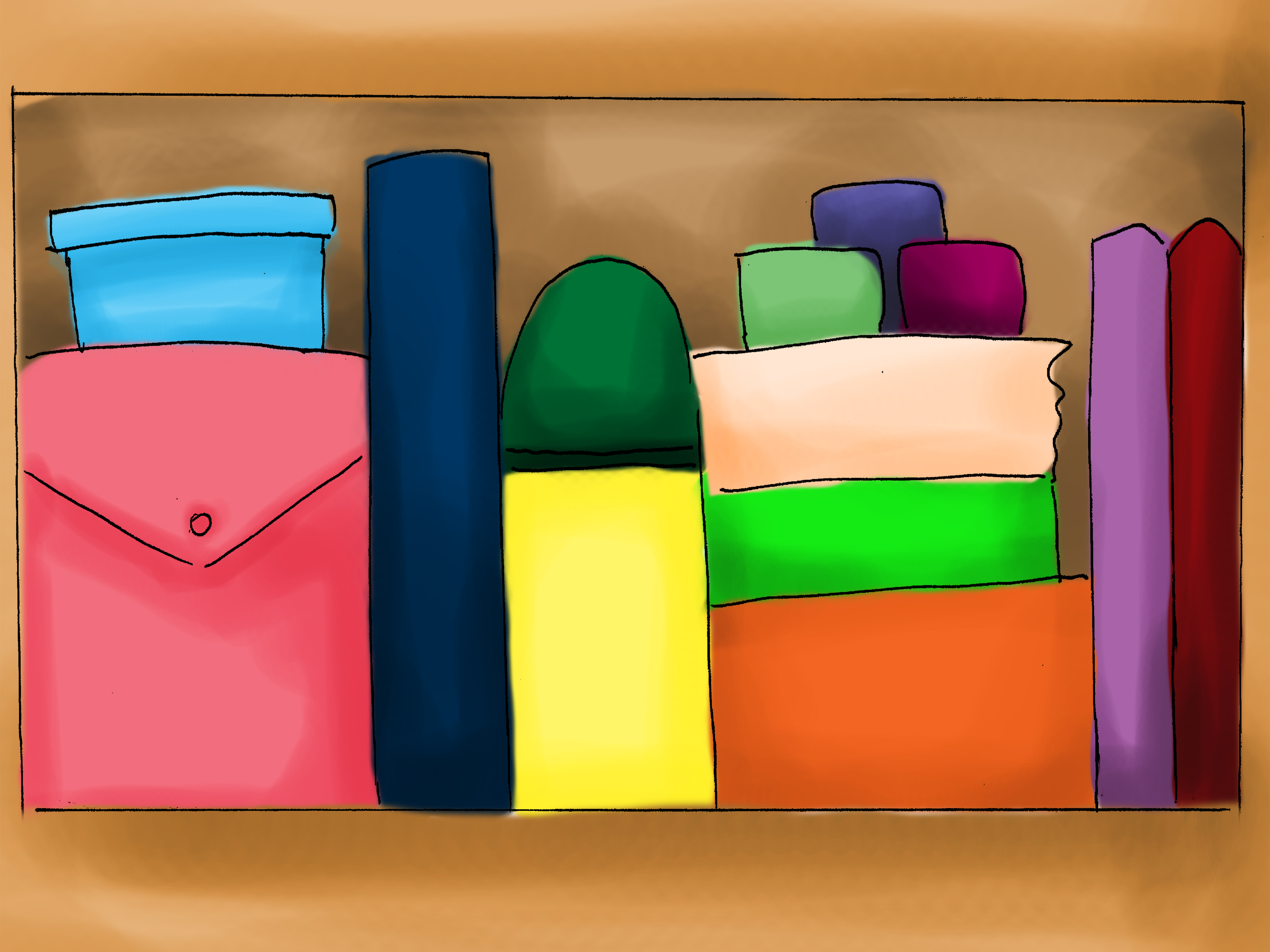 organized room clipart clipart suggest