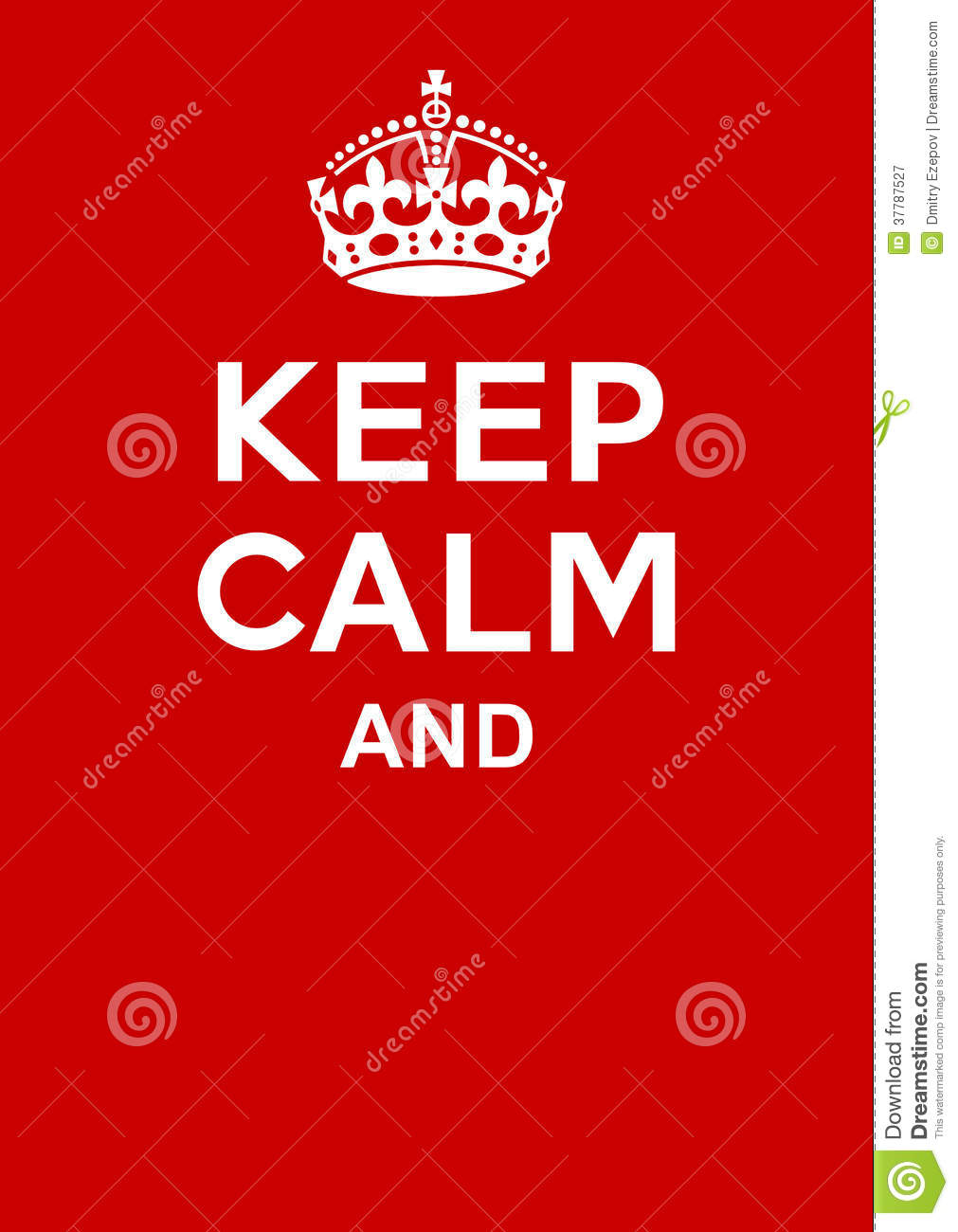 Keep Calm And Carry On Clipart - Clipart Kid