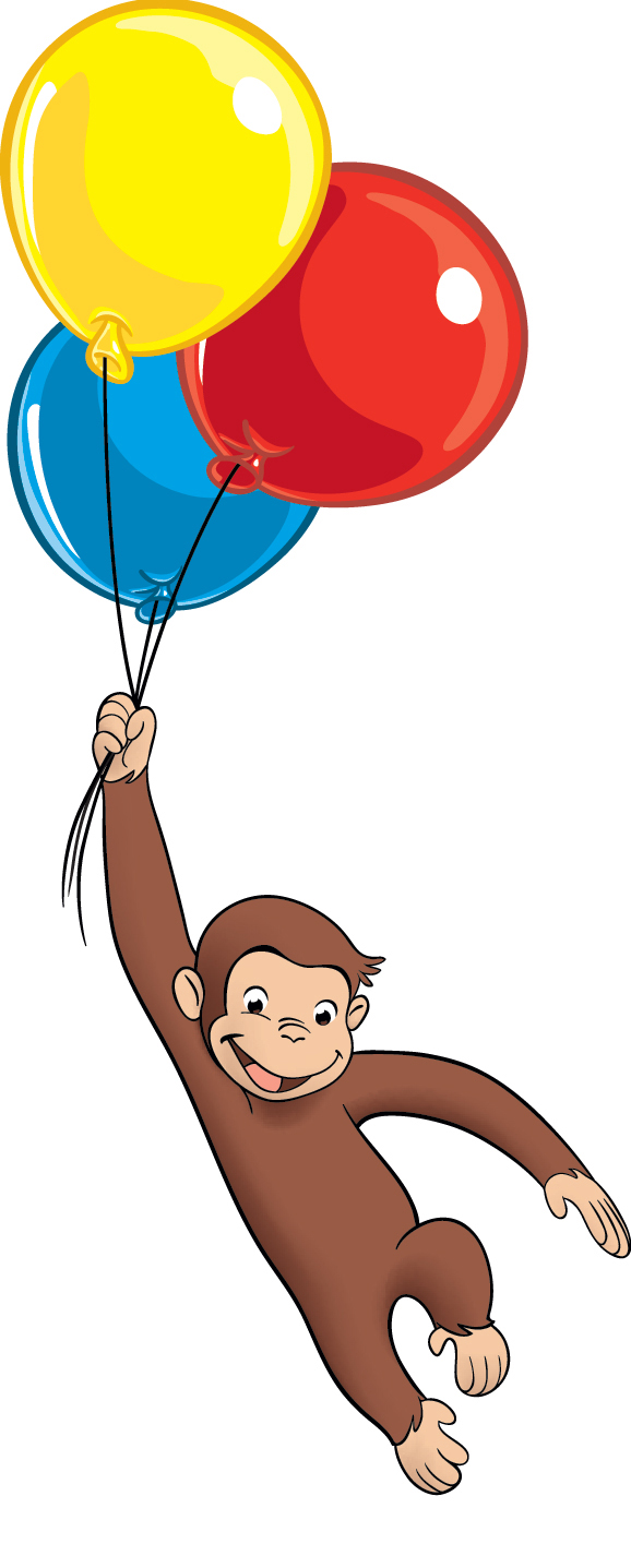 Party  Curious George On Pinterest   Curious George Curious George