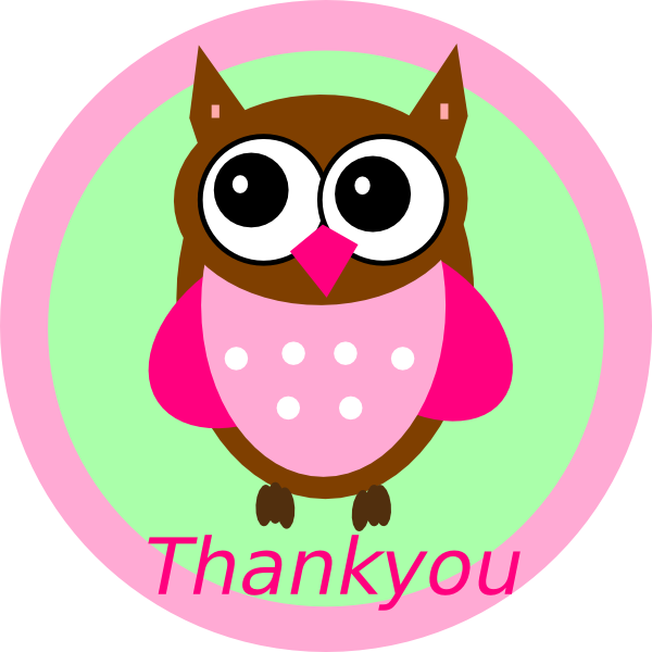 Thank You Clipart Image   Clipart Panda   Free Clipart Images
