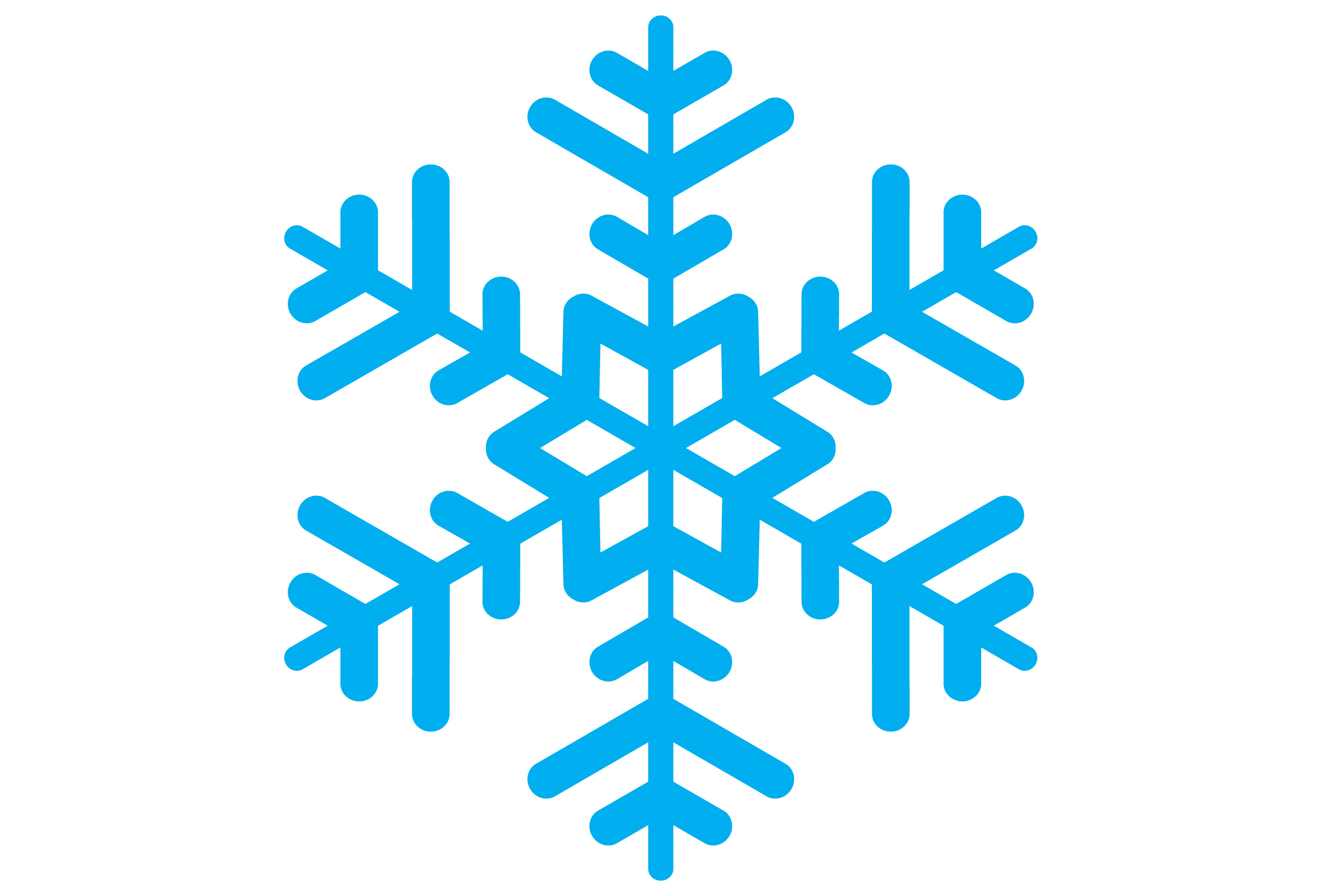Http Www Clipartkid Com Simple Snowflake Cliparts
