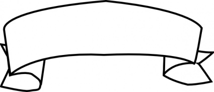 Banner Ribbon Clip Art