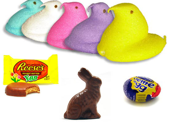 Candy Last Fall And Now It S Time To Give You The Easter Candy Report