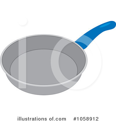 Cookware Clipart Pan Clipart Illustration