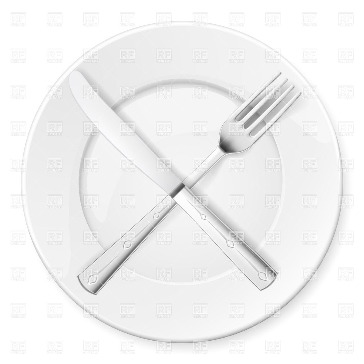Knife And Fork Clip Art