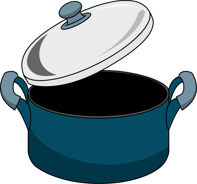 Pot Clipart Cookware And Clipart