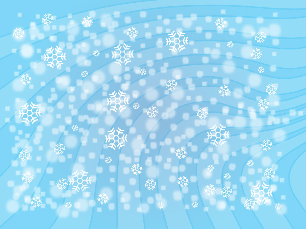 Snow Backgrounds Vector Clipart