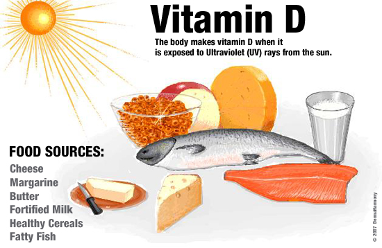 Vitamin D 3 And The Skin