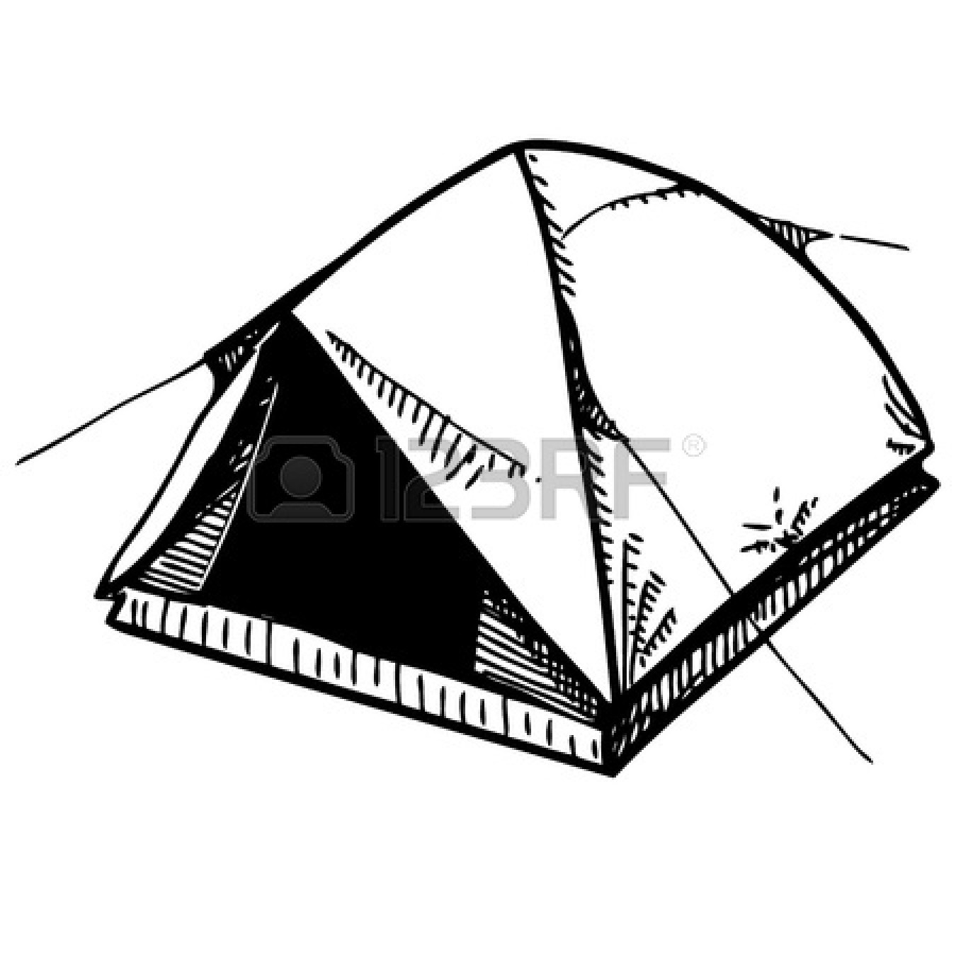 Cartoon Campfire And Tent   Clipart Panda   Free Clipart Images