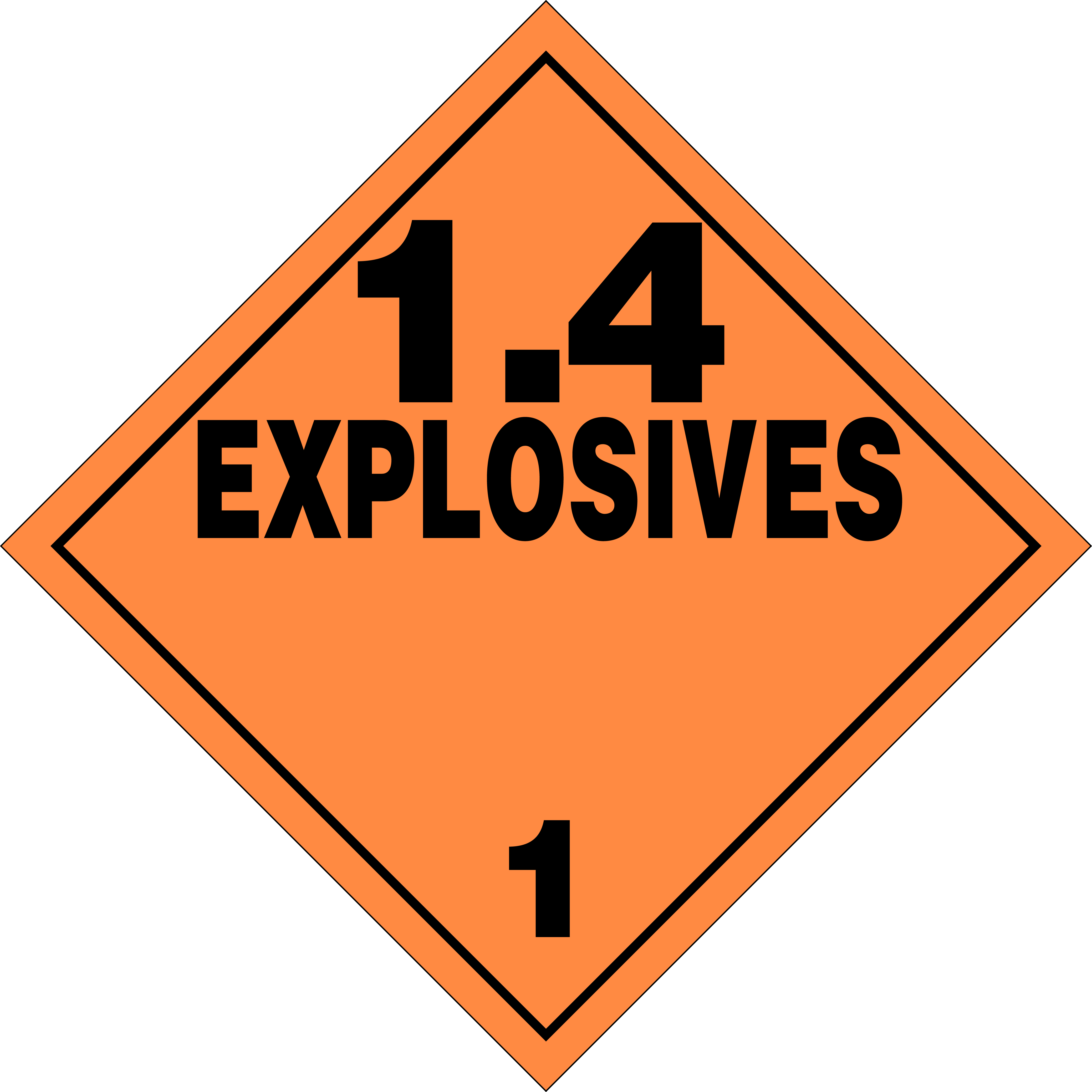 Cartoon Hazmat Placard Free Cliparts That You Can Download To You
