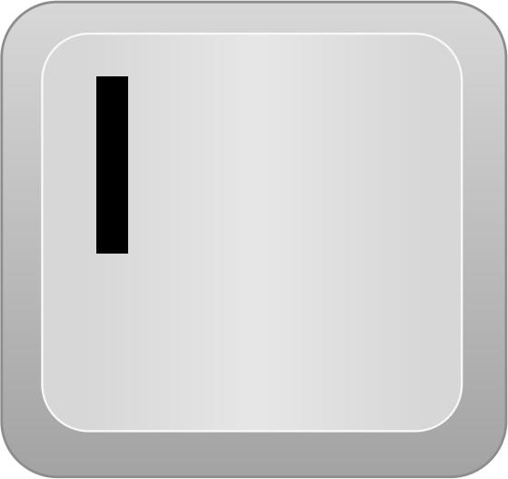 Computer Key I   Http   Www Wpclipart Com Computer Keyboard Keys