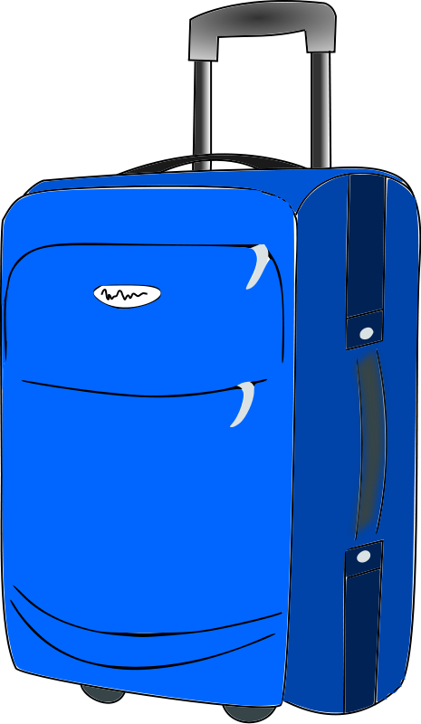 Clip Art Luggage Clipart luggage clipart kid free to use public domain travel clip art page 5