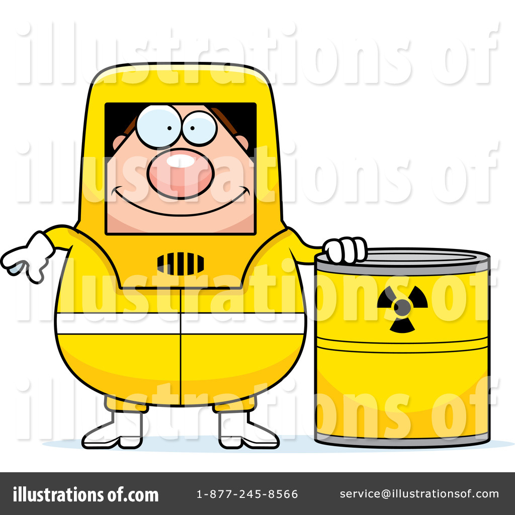 Hazmat Clipart  1117032   Illustration By Cory Thoman