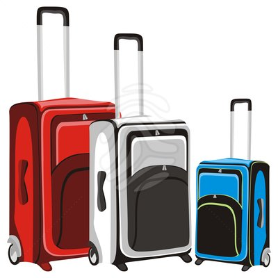 Luggage Clipart Clipart Suggest