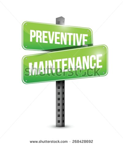 Road Maintenance Clipart Preventive Maintenance Road