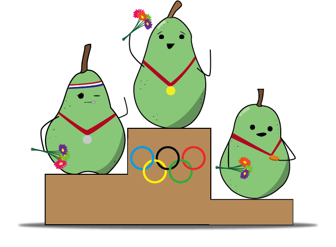 Olympic Podium Clipart - Clipart Kid