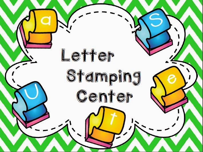 Stamping Center Clipart A Quick Letter Stamp Stand Up